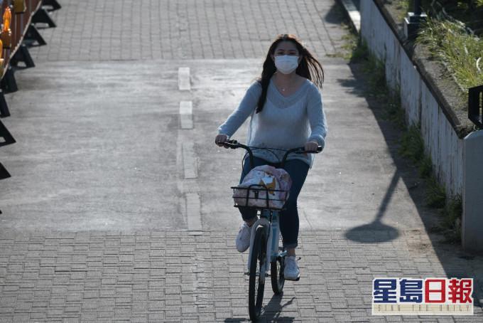 屯门空气污染达「甚高」 环保署促儿童长者病患盡减外出