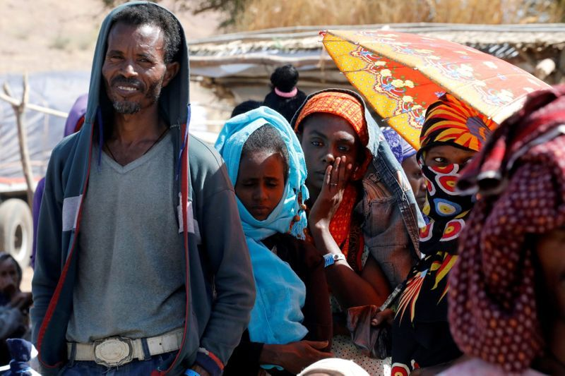 Fighting flares in Ethiopia's tigray as army says closing in on rebellious force
