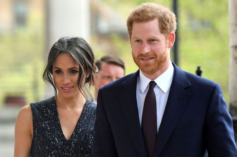 Meghan Markle and Prince Harry 'to launch own awards rivalling Queen's honours list'
