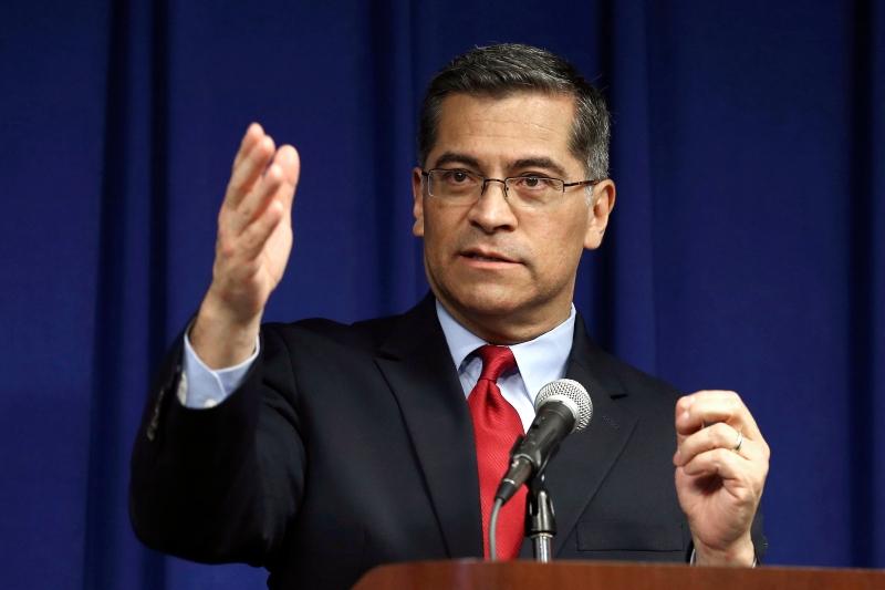 拜登将提名拉丁裔检察长出任卫生部长