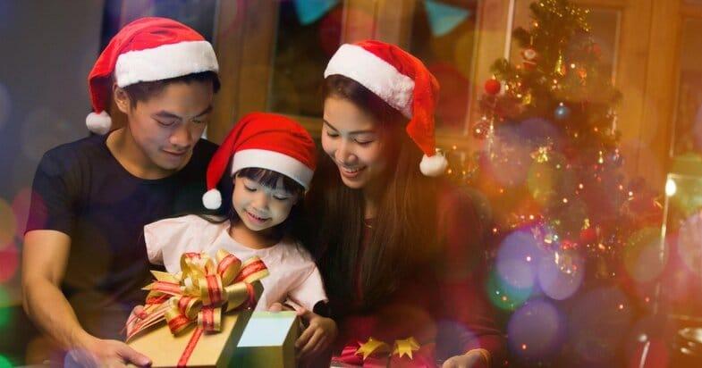 Sanitizer For Santa? Families Adapt To A Strange Holiday Season