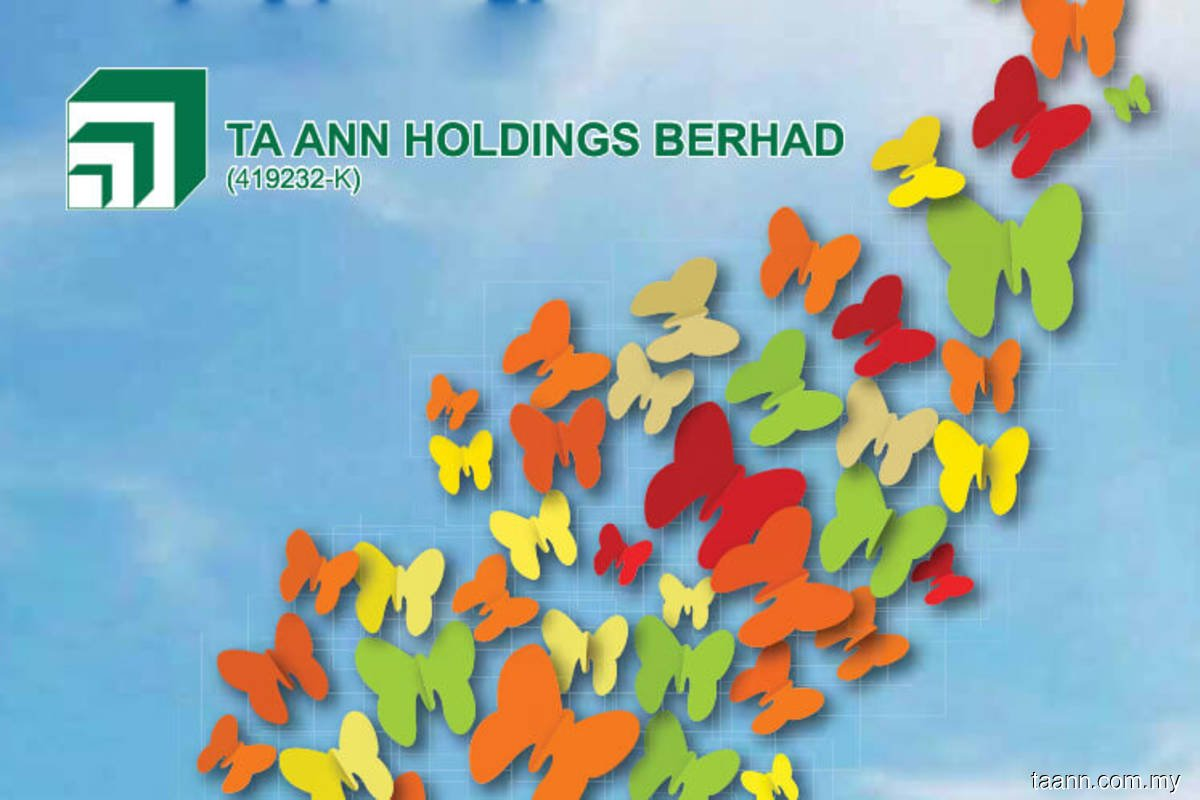 Ta Ann poised to test immediate resistance level, says RHB Retail Research
