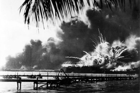 Pearl Harbor U-turn: How US forces attacked Japan BEFORE infamous World War 2 attack
