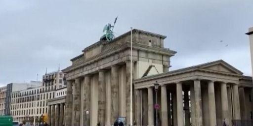 确诊比例远超警戒线 德国总理:防疫措施不足以平稳度过冬季