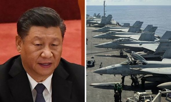 South China Sea: US 'acting in own interests' as 2,000 military aircraft seen in 6 months