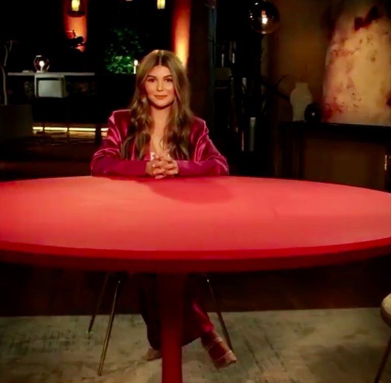 Lori Loughlin's daughter Olivia Jade breaking silence over college admission scandal on Red Table Talk
