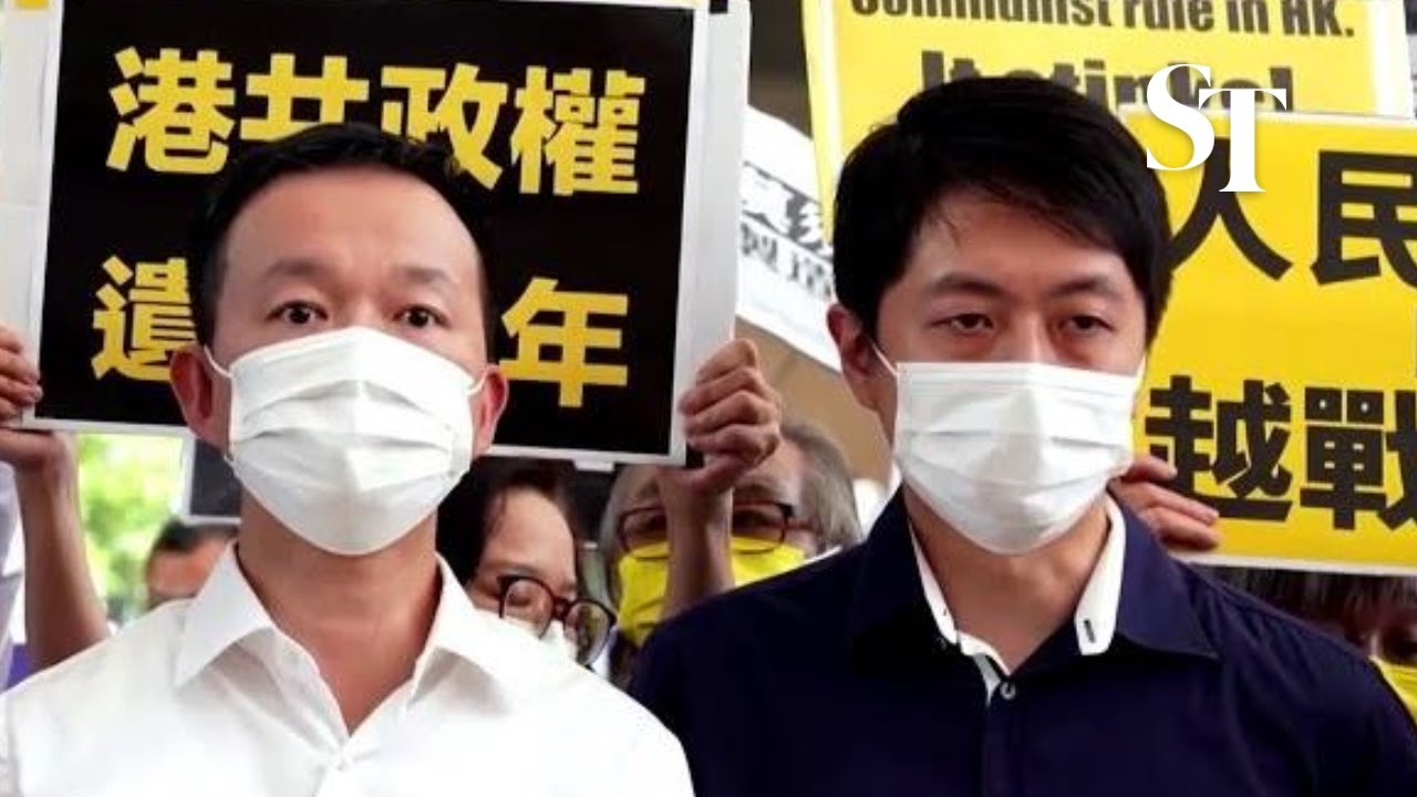 Hong Kong cops told banks to block politician's accounts