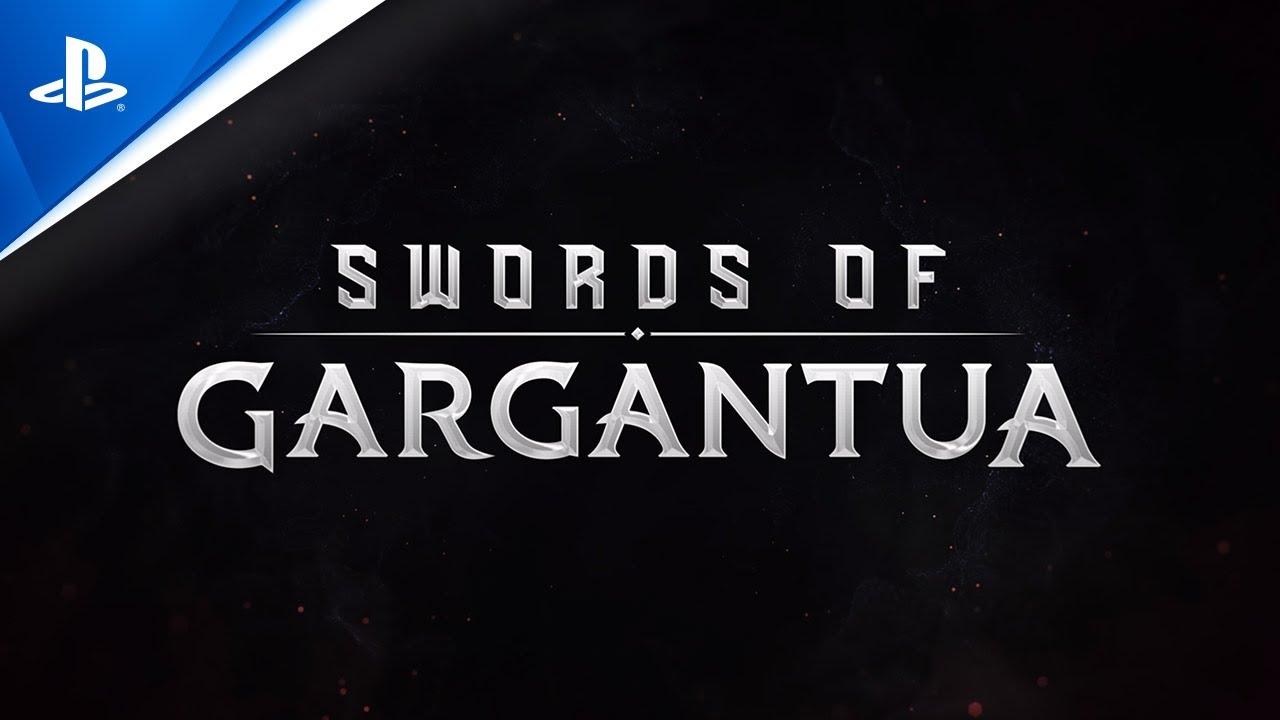 Swords of Gargantua - Official Release Trailer | PS VR