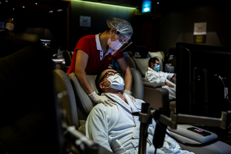 Hong Kong to impose new virus restrictions to battle fourth wave