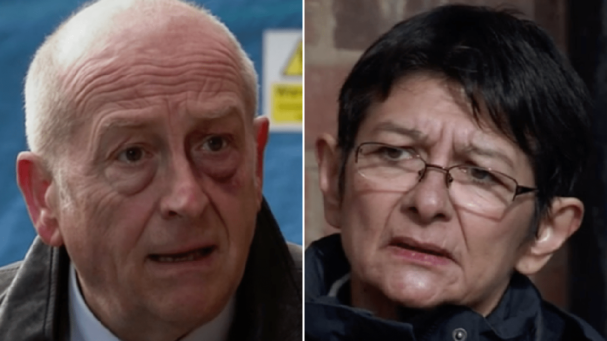 Coronation Street spoilers: Yasmeen Nazir is freed as she's found not guilty — and she reports Geoff Metcalfe's abuse