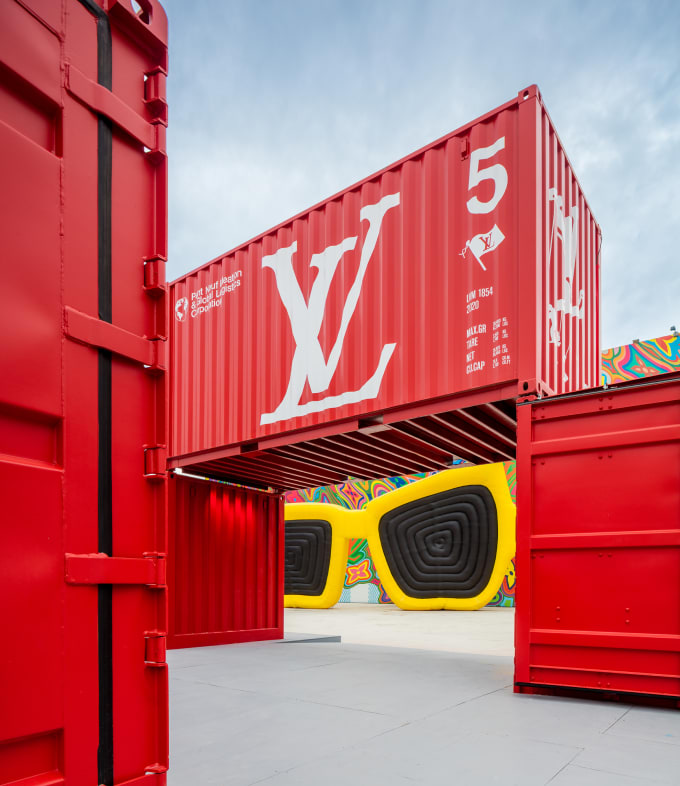 Louis Vuitton Unveils Men's Temporary Residency in Miami Featuring Augmented Reality