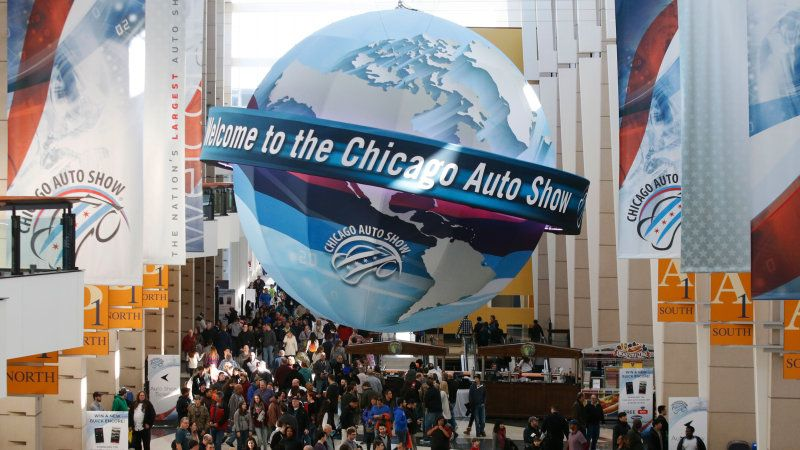 2021 Chicago Auto Show officially postponed
