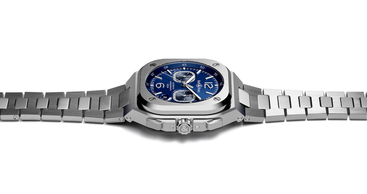 Bell & Ross upgrades every urban explorer with the new BR 05 Chrono Bell & Ross upgrades every urban explorer with the new BR 05 Chrono Bell & Ross upgrades every urban explorer with the new BR 05 Chrono
