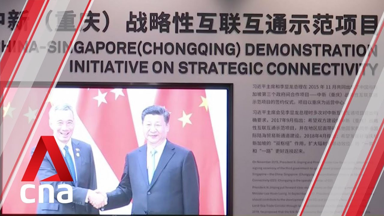 Singapore and China mark 30 years of diplomatic ties, ink landmark number of agreements