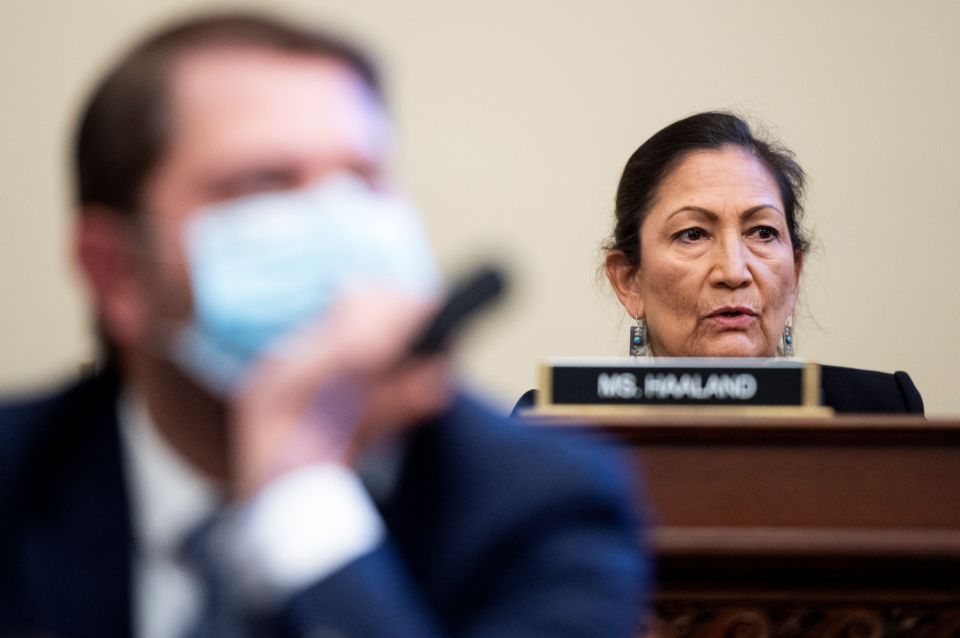 Tribes want deb haaland for interior secretary. Some biden advisers are trying to thwart her.