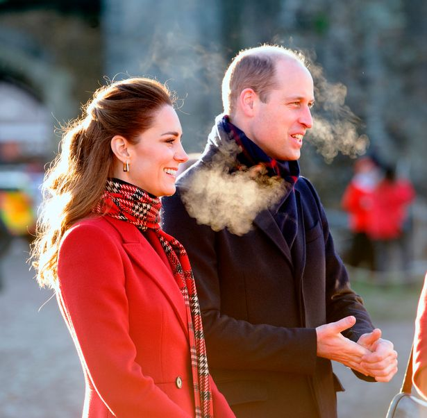 Kate and William meet Queen and Charles in big Royal Family reunion after lockdown