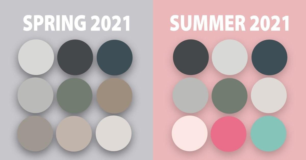 Interior designers predict the biggest paint colour trends for 2021
