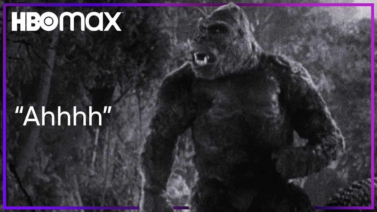 King Kong's Epic Battle with the T-Rex   HBO Max