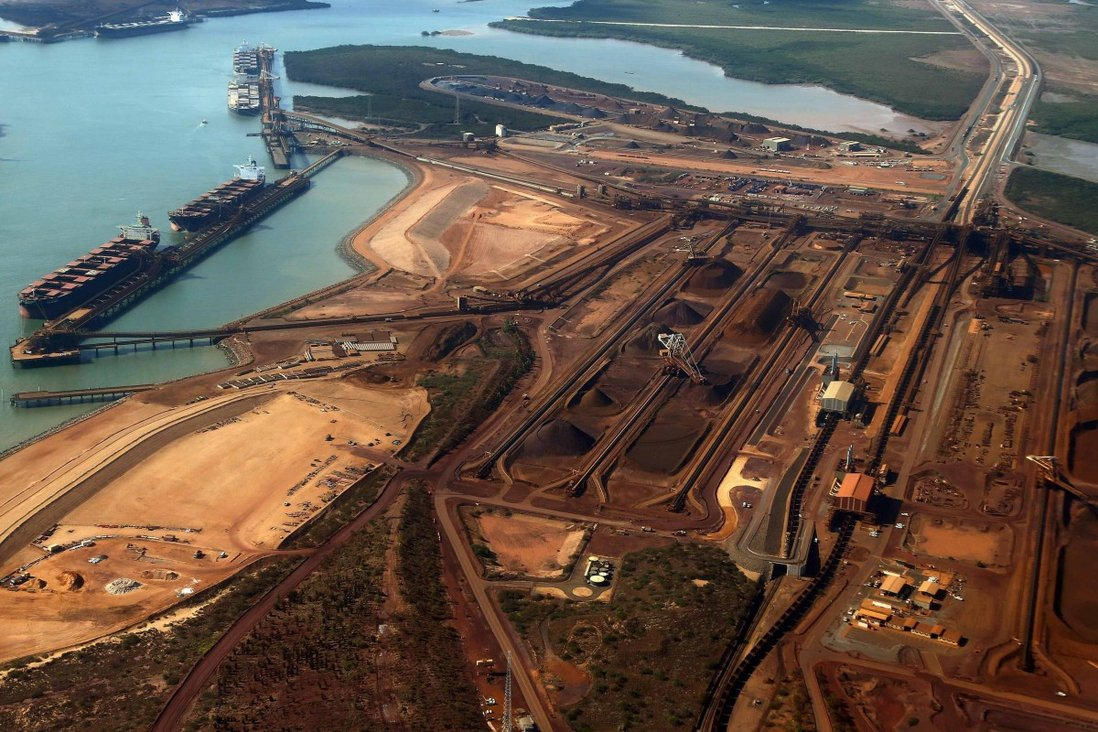 China-Australia relations: iron ore price surges amid strong demand and souring ties