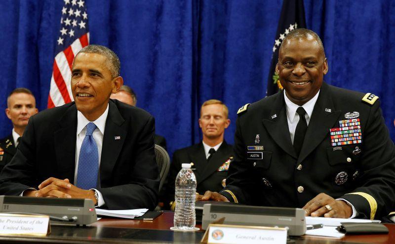 Biden will nominate retired General Lloyd Austin as defense secretary - transition statement