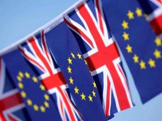 """英欧宣布就履行""""脱欧""""协议达成""""原则一致"""""""