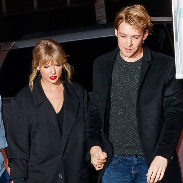 Taylor Swift Makes a Subtle Show of Support for Boyfriend Joe Alwyn's New TV Role