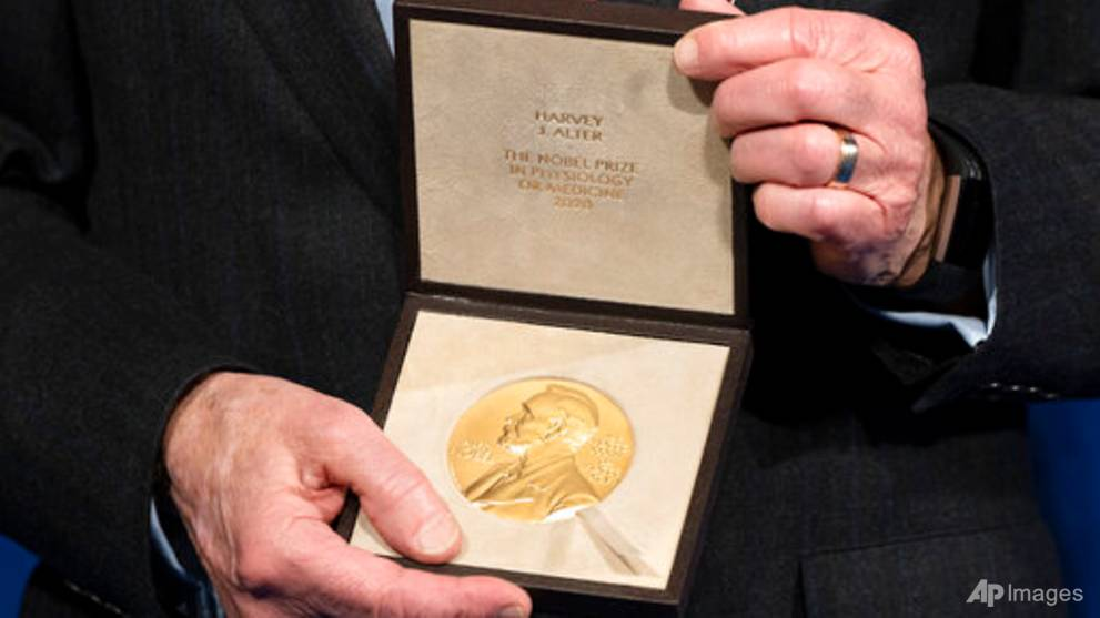 Nobel prize ceremonies scaled back due to COVID-19