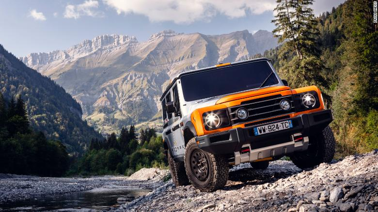 Brexit-backing billionaire will build his SUV in France, not the UK