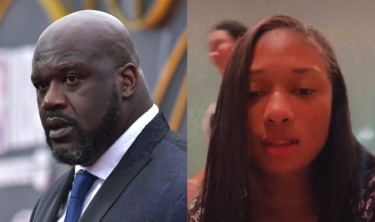 Shaquille O'Neal' Caught Posting 'Horny' Comment on Megan Thee Stallion's Twerking Video