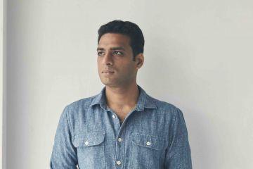 Textile tycoon Abhishek Poddar has grand plans for his new menswear platform Mr. Square