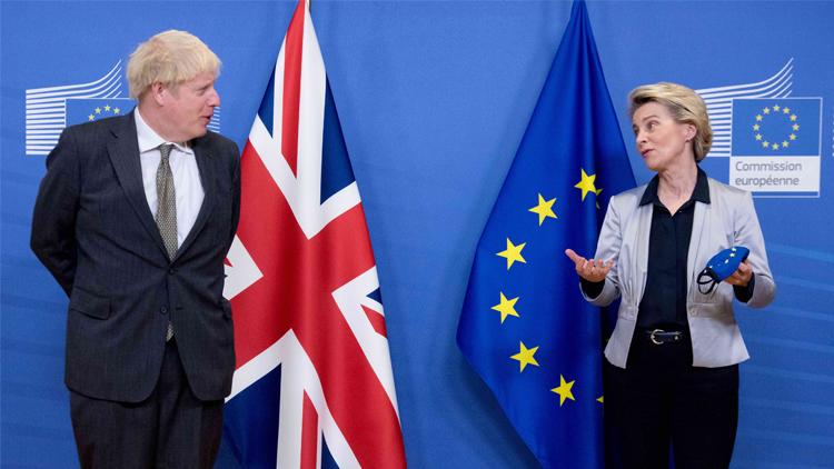欧盟委员会主席:欧英立场相去甚远