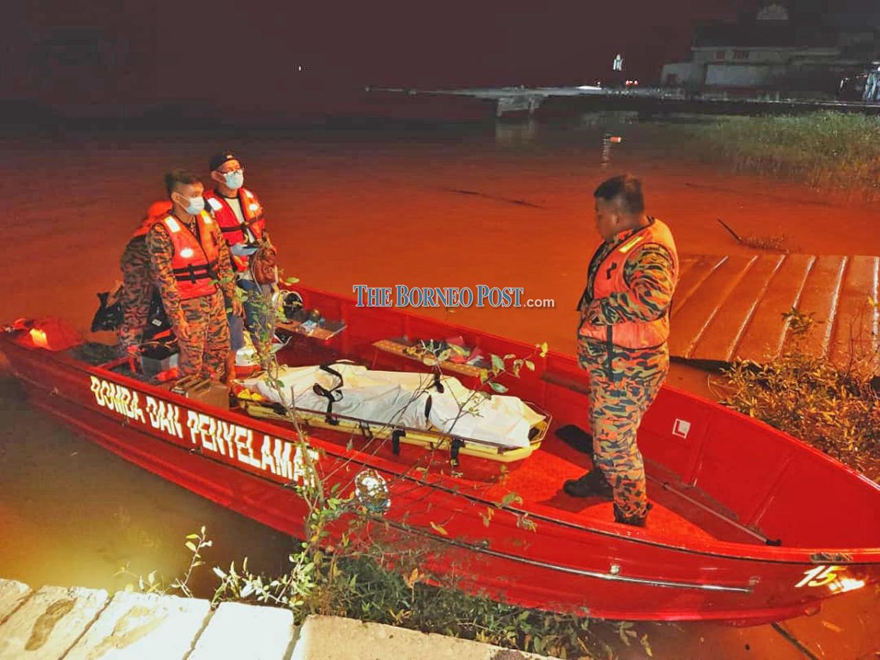 Missing capsized longboat passenger's body found