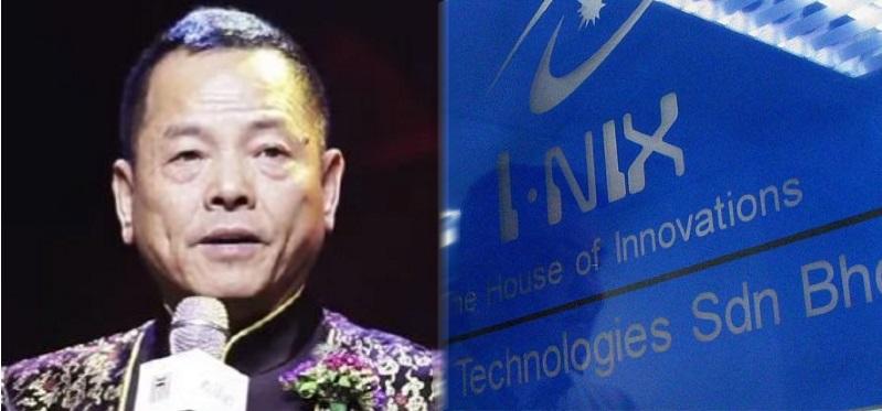 INIX前主席涉黑帮非法活动 尹国驹惊传遭美国制裁