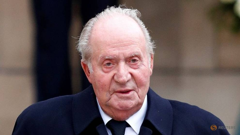 Spain's former king pays back taxes after leaving amid scandal