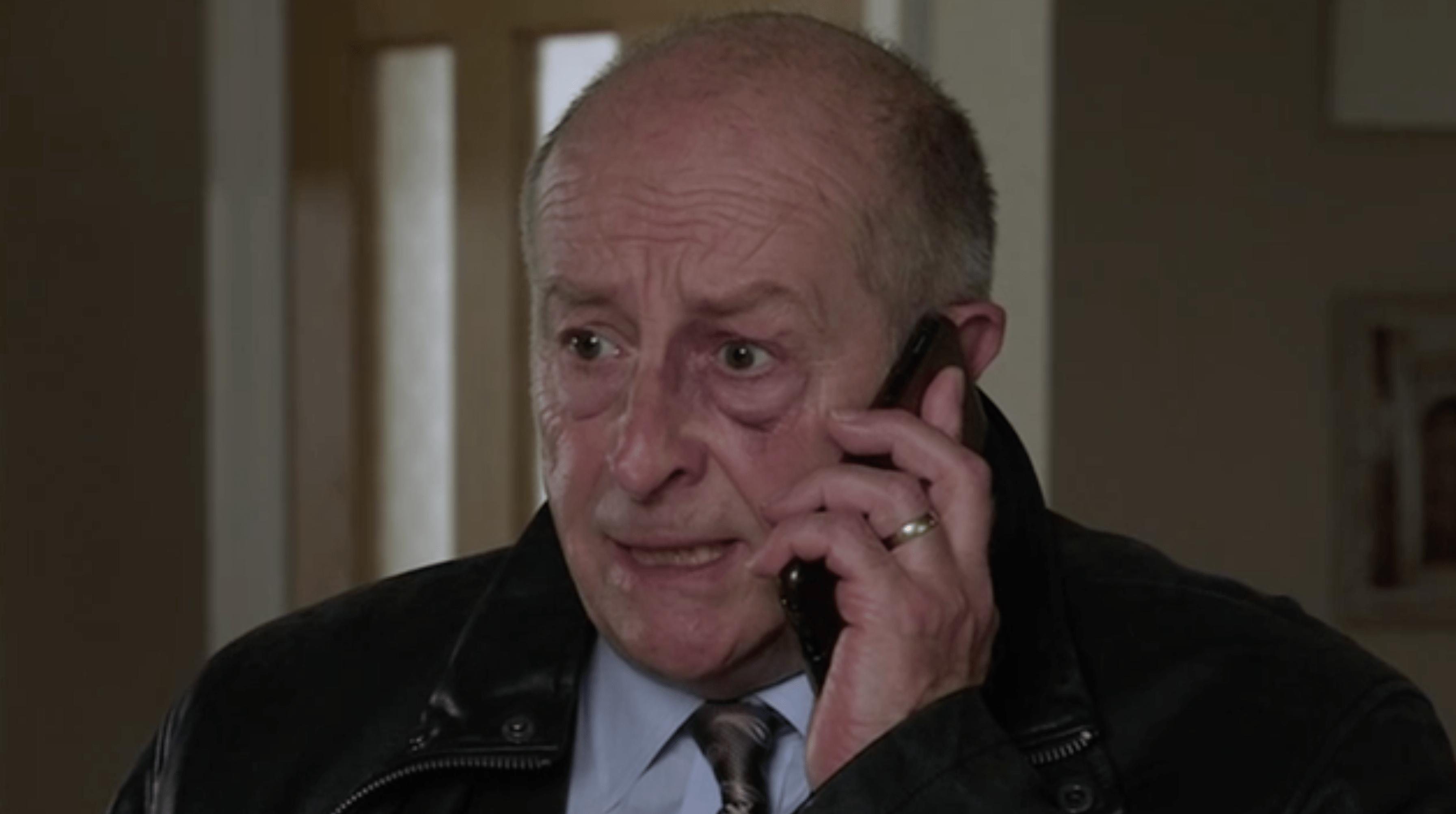 Is Geoff leaving Coronation Street – does he die?