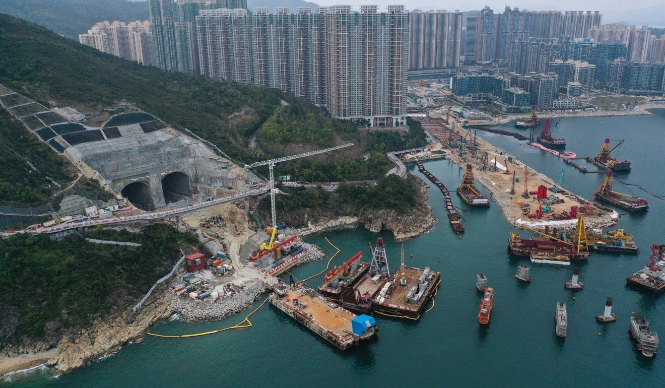 Hong Kong's construction sites could be Covid-19 transmission hotspots, experts say, but blanket work stoppages are unlikely to help