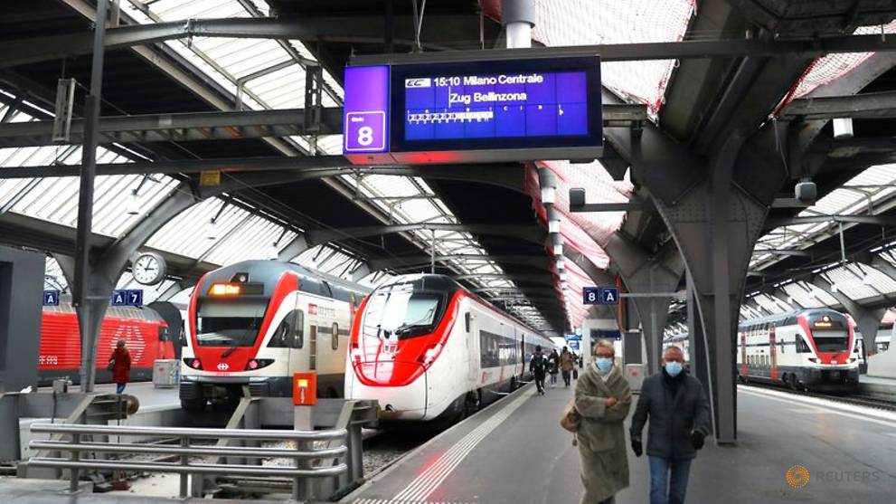 Swiss-Italy rail link to return to service