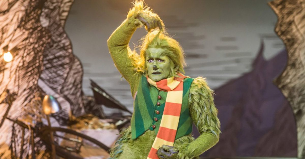 The Grinch Live Show Has the Internet Making Donald Trump Comparisons