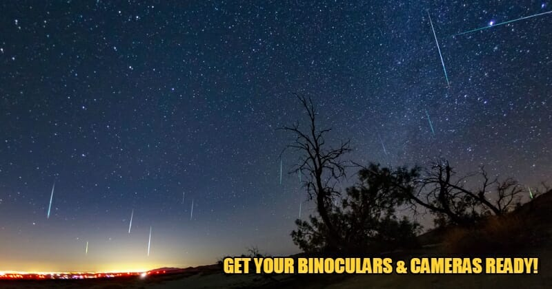 The Geminid Meteor Shower Will Be Visible From Malaysia This 13 & 14 December!