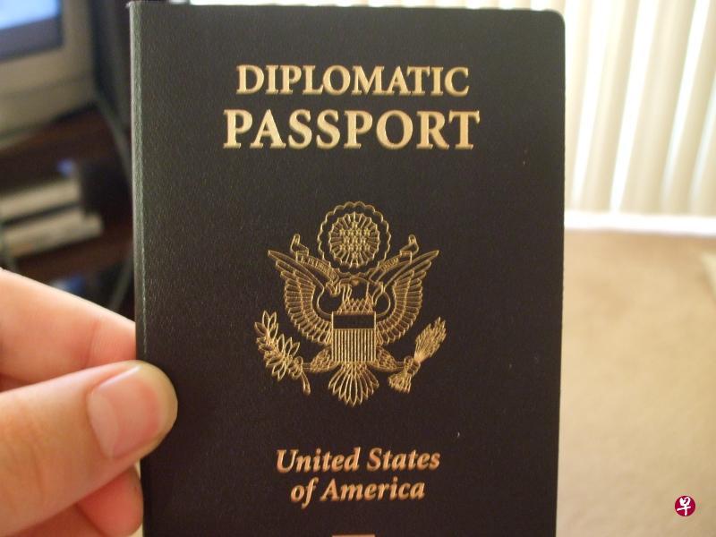 中国取消持美外交护照访港澳免签待遇