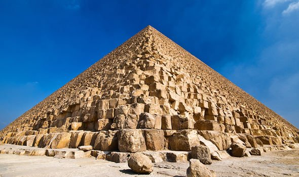 Egypt expert poised for Great Pyramid drill to expose 'true nature' of ancient monument