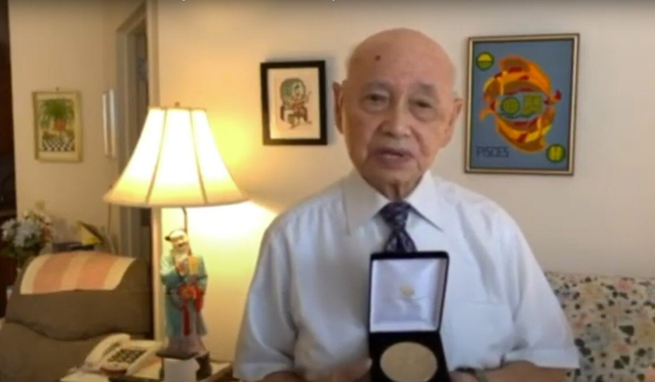 US honours Chinese-Americans who served in WWII