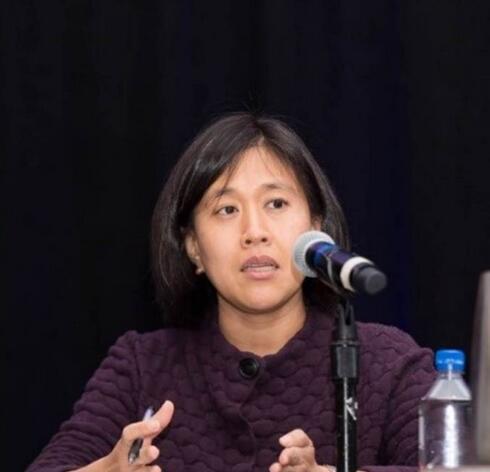 美媒:拜登将提名美籍华裔凯瑟琳·戴任贸易代表