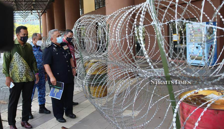 Pahang's low-risk Covid-19 centre opens tomorrow