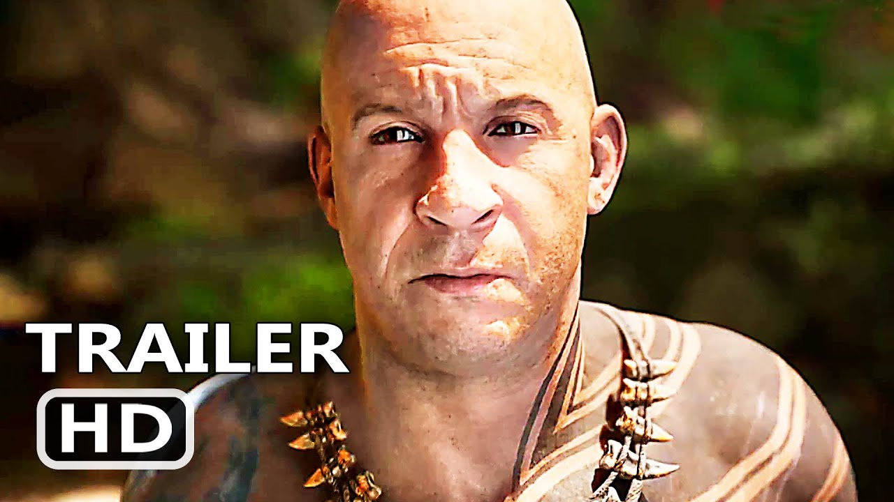 ARK 2 Trailer (2021) Vin Diesel