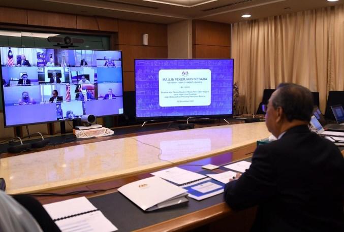 国家就业理事会商就业良策 由首相领导将有私人界代表