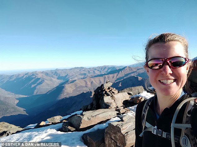 Search for missing British hiker Esther Dingley is 'impossible' say Spanish police as rescuers all but give up due to vicious snow storms in the Pyrenees where she was last seen