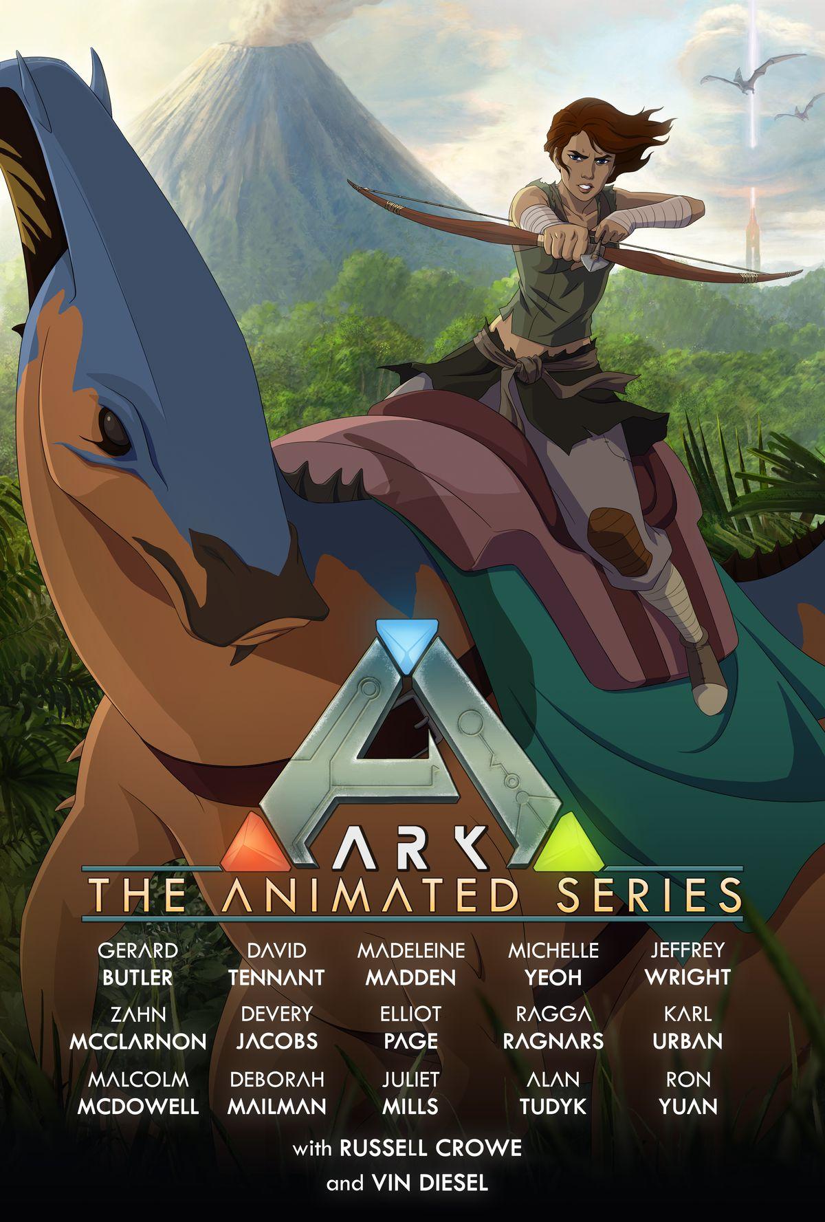 Ark 2 has Vin Diesel killing dinosaurs