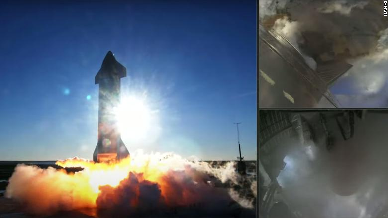 Space X's Mars prototype rocket exploded yesterday. Here's what happened on the flight