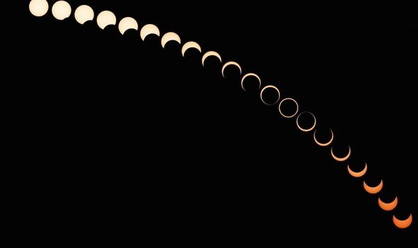 Solar eclipse to take place next week - when is the solar eclipse?